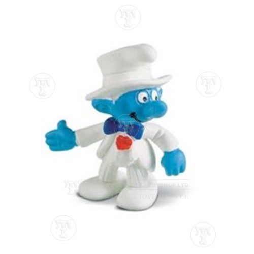 Bridegroom Smurf