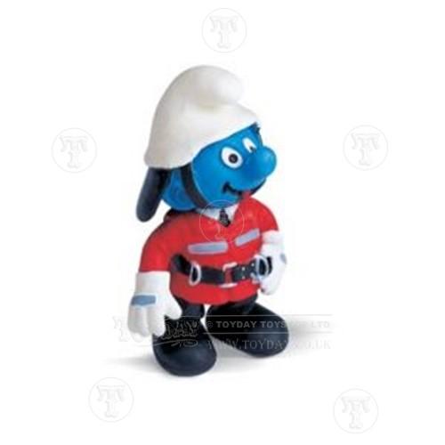 Fireman Smurf