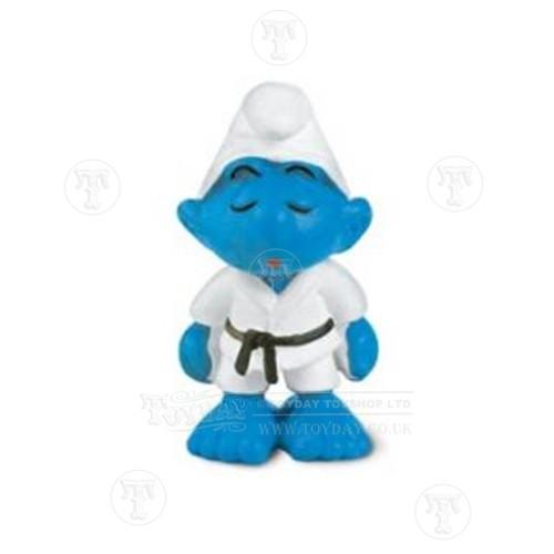 Judo Smurf