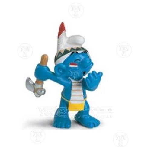 Raindancer Smurf