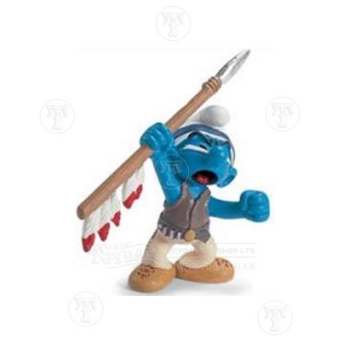 Spear Smurf