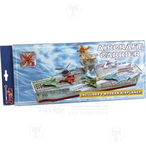 Build an Aircraft Carrier