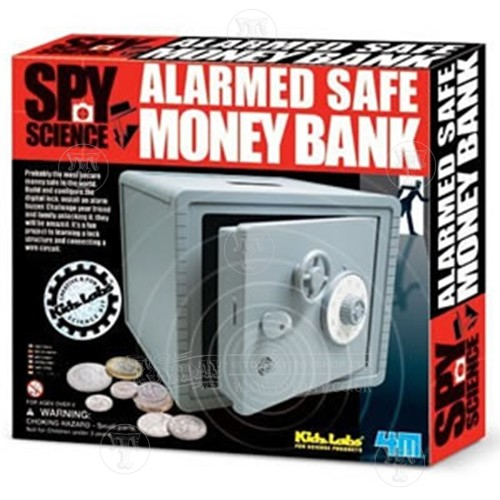 Alarmed Safe Kit