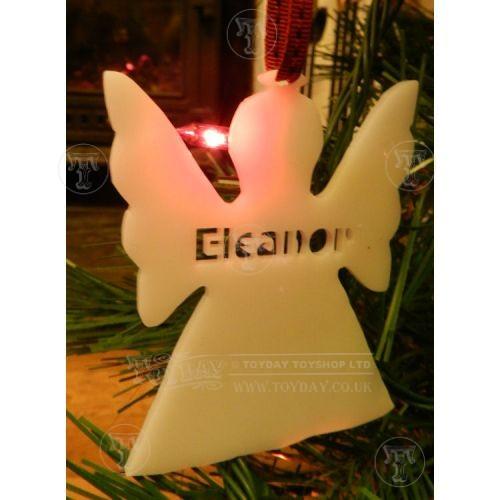 Personalised Angel Decoration