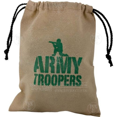 Army Troopers - set of 32 plastic figures