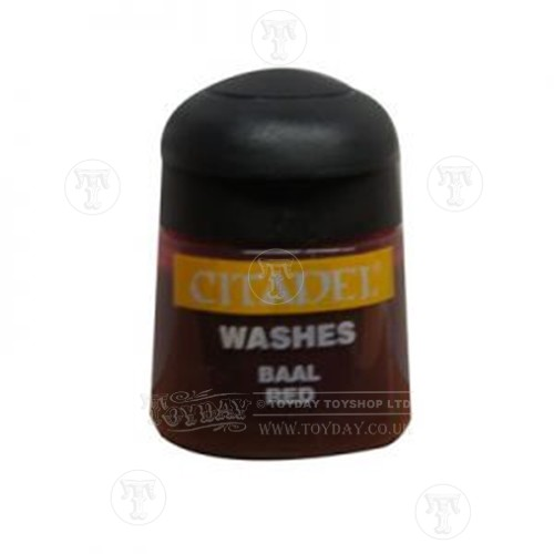 Baal Red Citadel Wash 12ml Pot