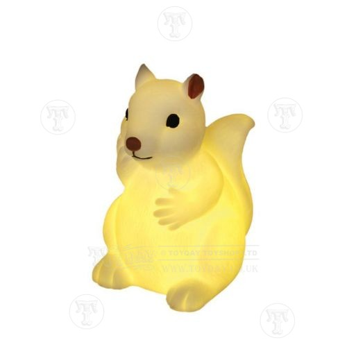 Squirrel Nightlight