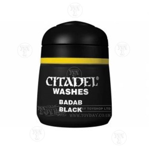 Badab Black Citadel Wash 12ml Pot