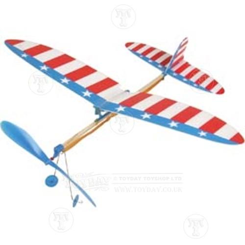 Rubber Band Plane