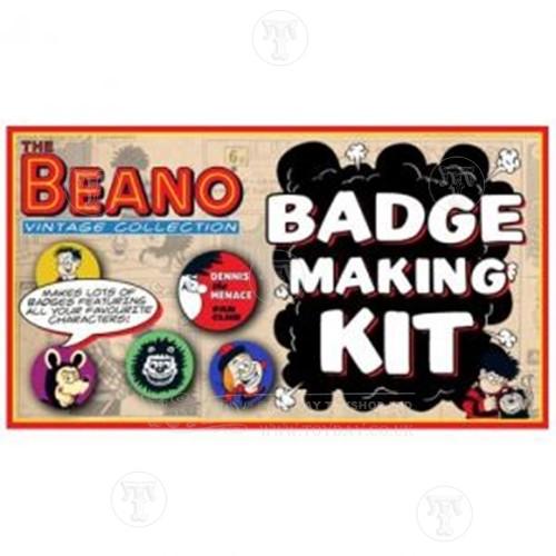 Beano Badge Making Kit