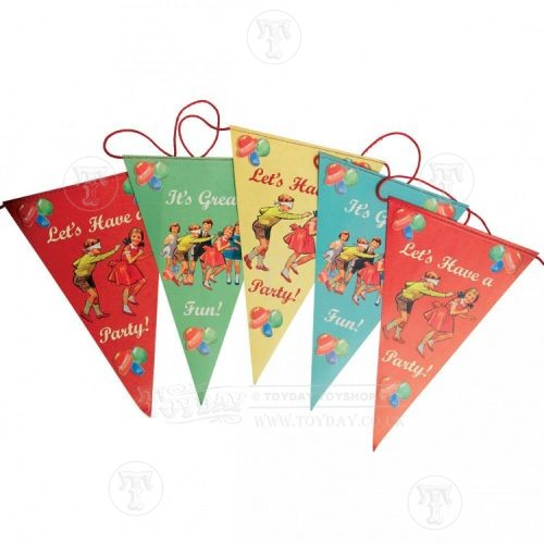 Party Paper Bunting