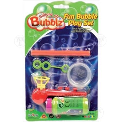 Bubble Fun Blowing Set