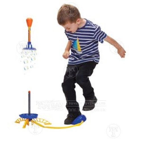 Bubble Stomp Rocket