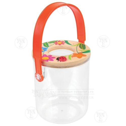 Toyday Traditional & Classic Toys Garden Bug Keeper Box