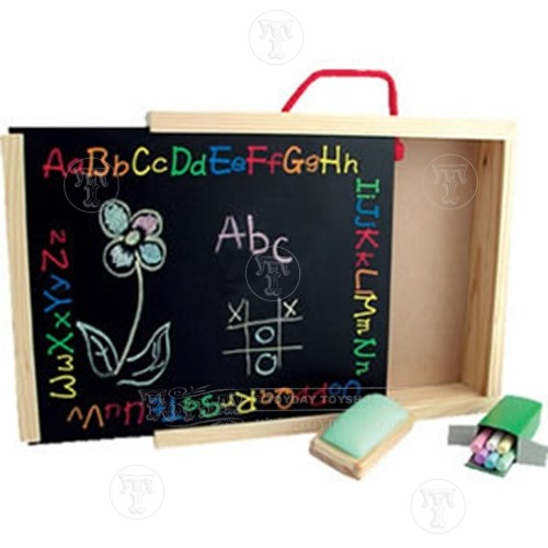 Chalk Board Briefcase
