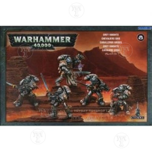 Warhammer 4044000 Chaos Space Marine Attack Squad