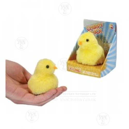 Chirping Easter Chick