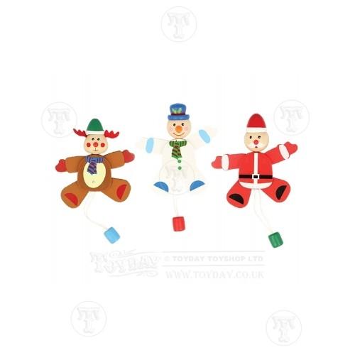 Christmas Jumping Jack