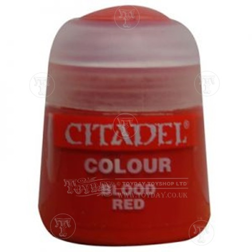 Blood Red Paint Pot 12ml