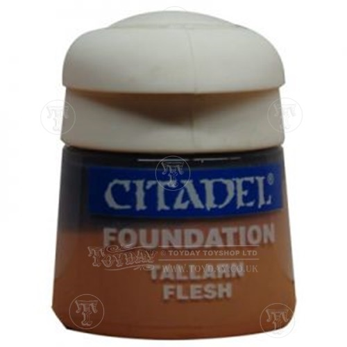 Toyday Traditional & Classic Toys  Tallarn Flesh Paint Pot 12ml