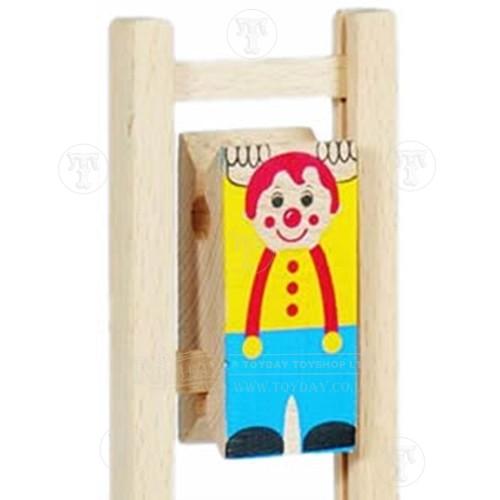 Clown on a Ladder