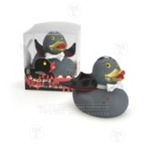 Count Ducula Rubber Duck