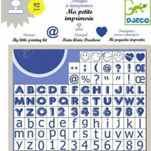 My Little Printing Stamp Kit