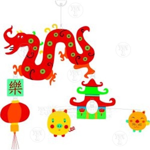 Chinese Dragon Mobile