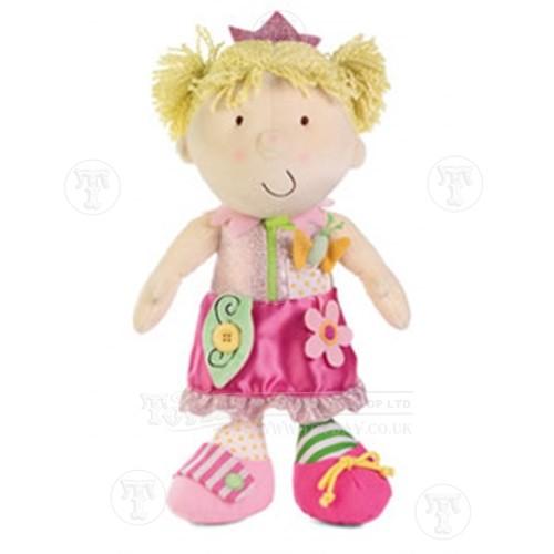 Dress Up Princess Doll