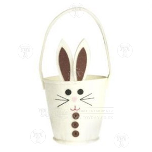 Bunny Easter Egg Basket