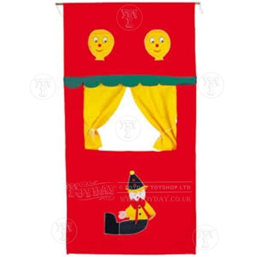 Fabric Puppet Theatre