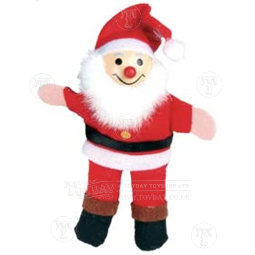 Christmas Finger Puppet