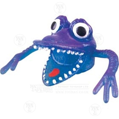 2 Finger Fright Finger Puppets
