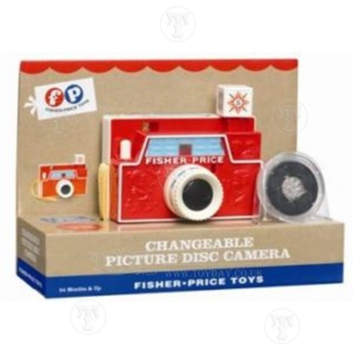 Fisher Price Camera Viewer