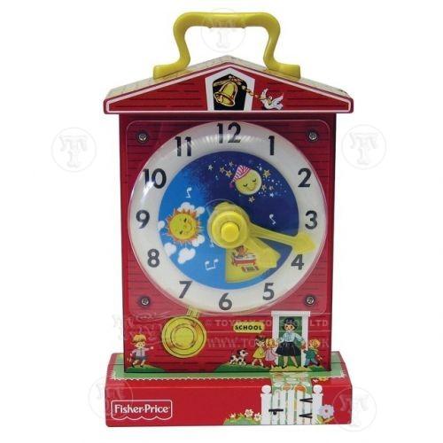 Classic Fisher Price Teaching Clock