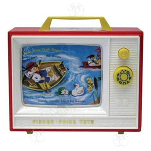 Classic Fisher Price Two Tune Television