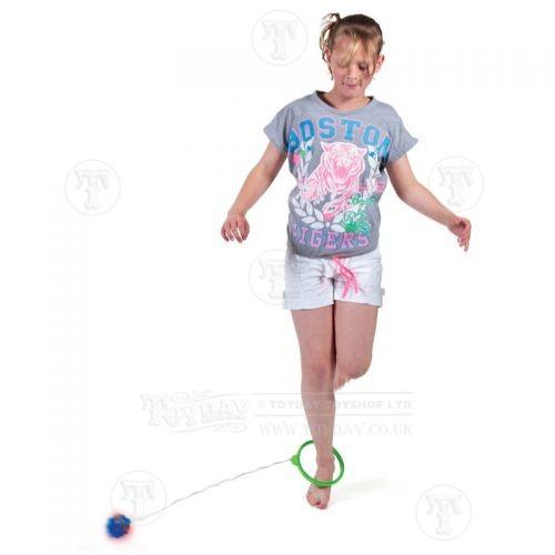 skipping ball