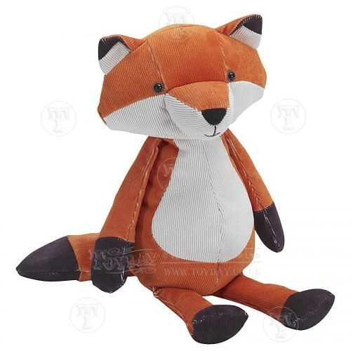 Folksy Forester Fox Soft Toy