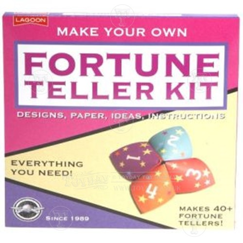 Make Your Own Fortune Teller