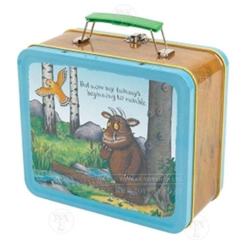 Tin Gruffalo Lunch Box
