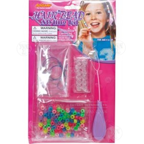 Surprising Hair Bead Styling Kit Discontinued Hairstyles For Women Draintrainus