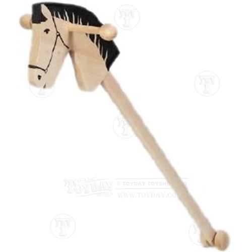 Wooden Hobby Horse