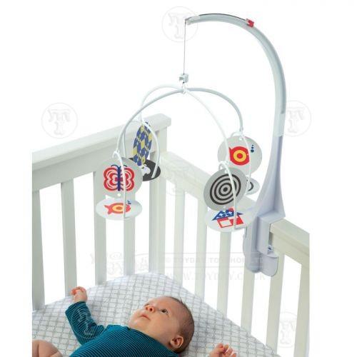 infant stim mobile cot