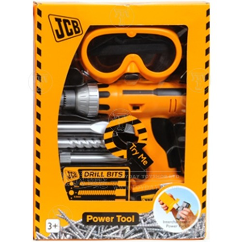 Toy JCB Power Drill