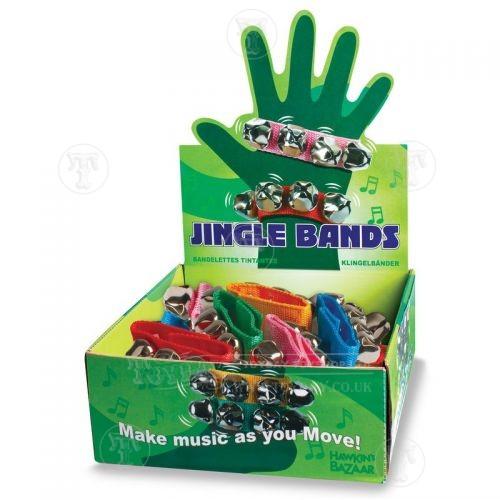 jingle bands boxed
