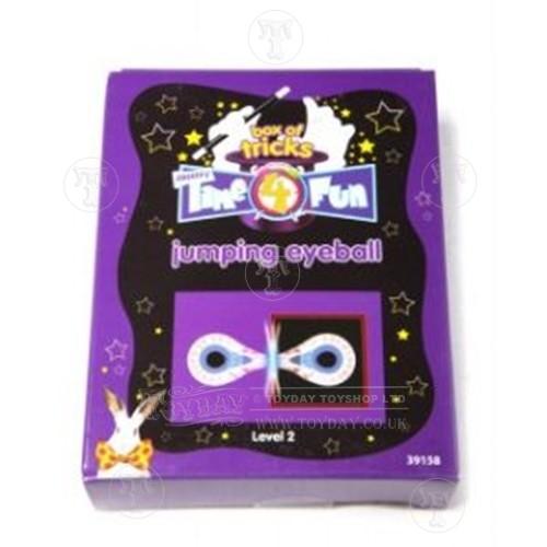 Jumping Eyeball Magic Trick