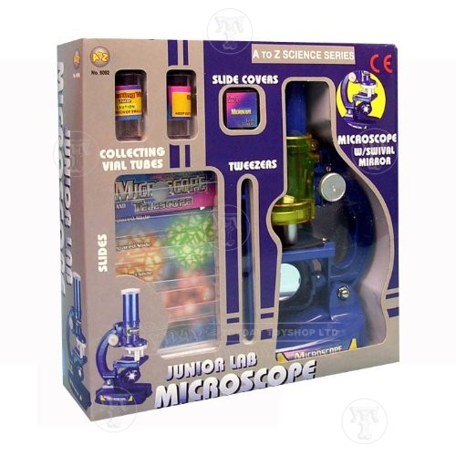 Toyday Traditional & Classic Toys Microscope Set