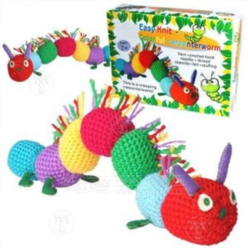 Knit Your Own Caterpillar
