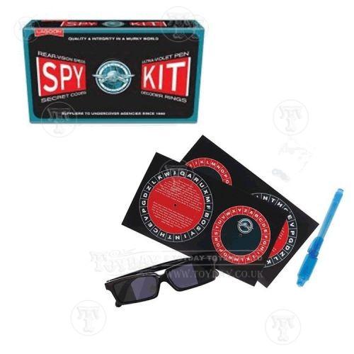 Retro Spy Kit