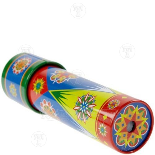 Large Tin Kaleidoscope